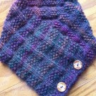 Easy Knitted Neck Warmer