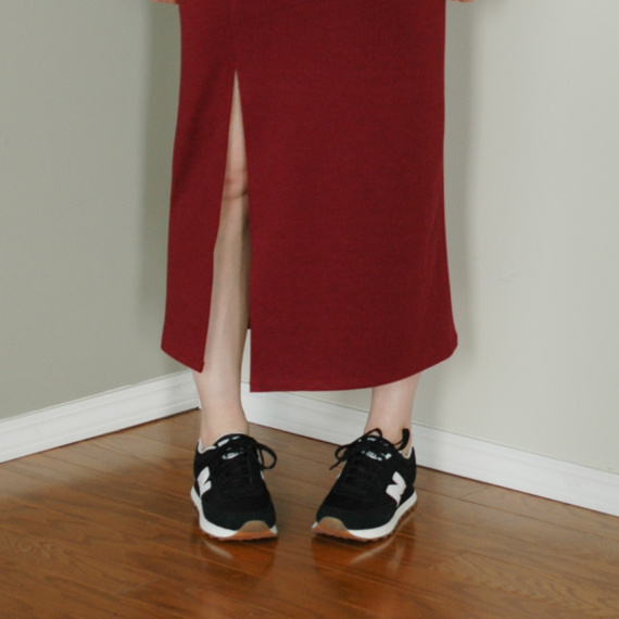 DIY Maxi Skirt Reprise