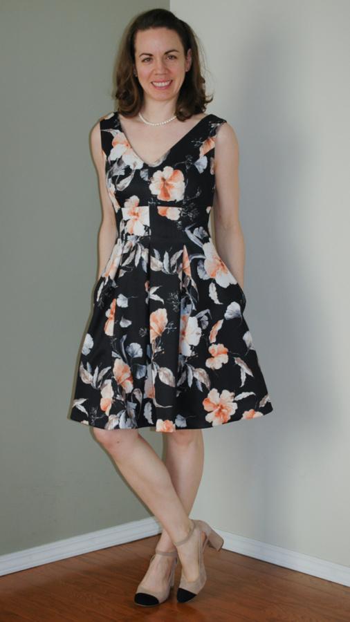kendra-dress-pattern-review