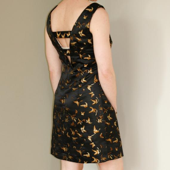 Vogue 1537 Cocktail Dress