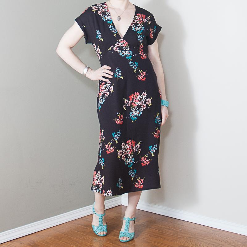 Tessuti – Lois Dress #2
