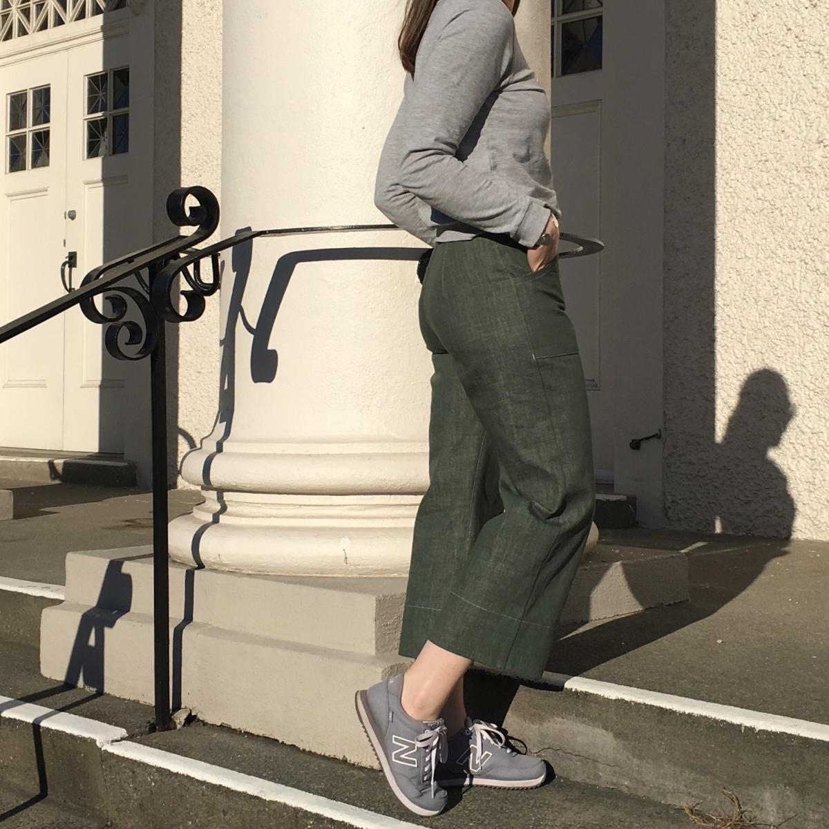 True Bias Lander Pants – 2 versions