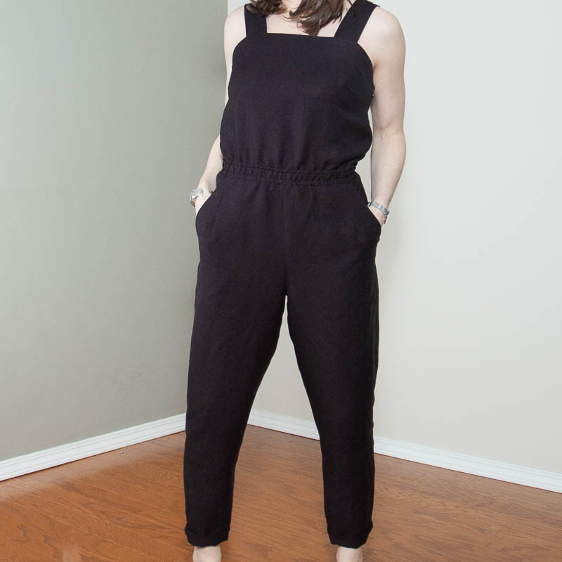 Tilly and the Buttons – Marigold Jumpsuit