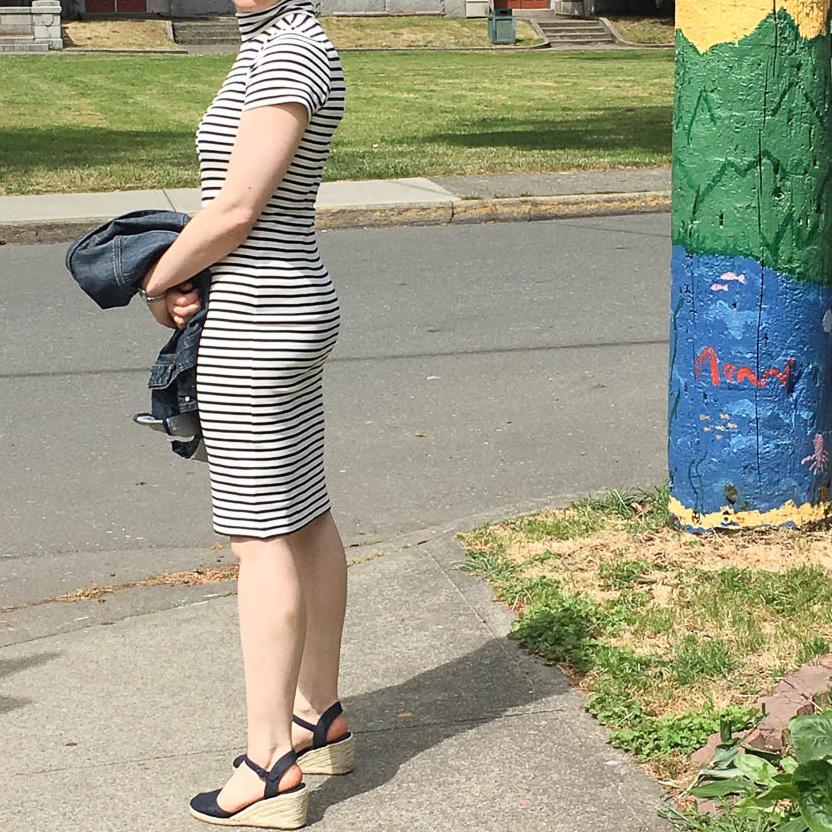 Megan Nielsen Rowan Dress