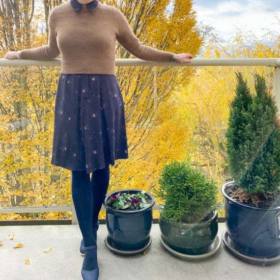 Petite Knit – Stockholm Sweater