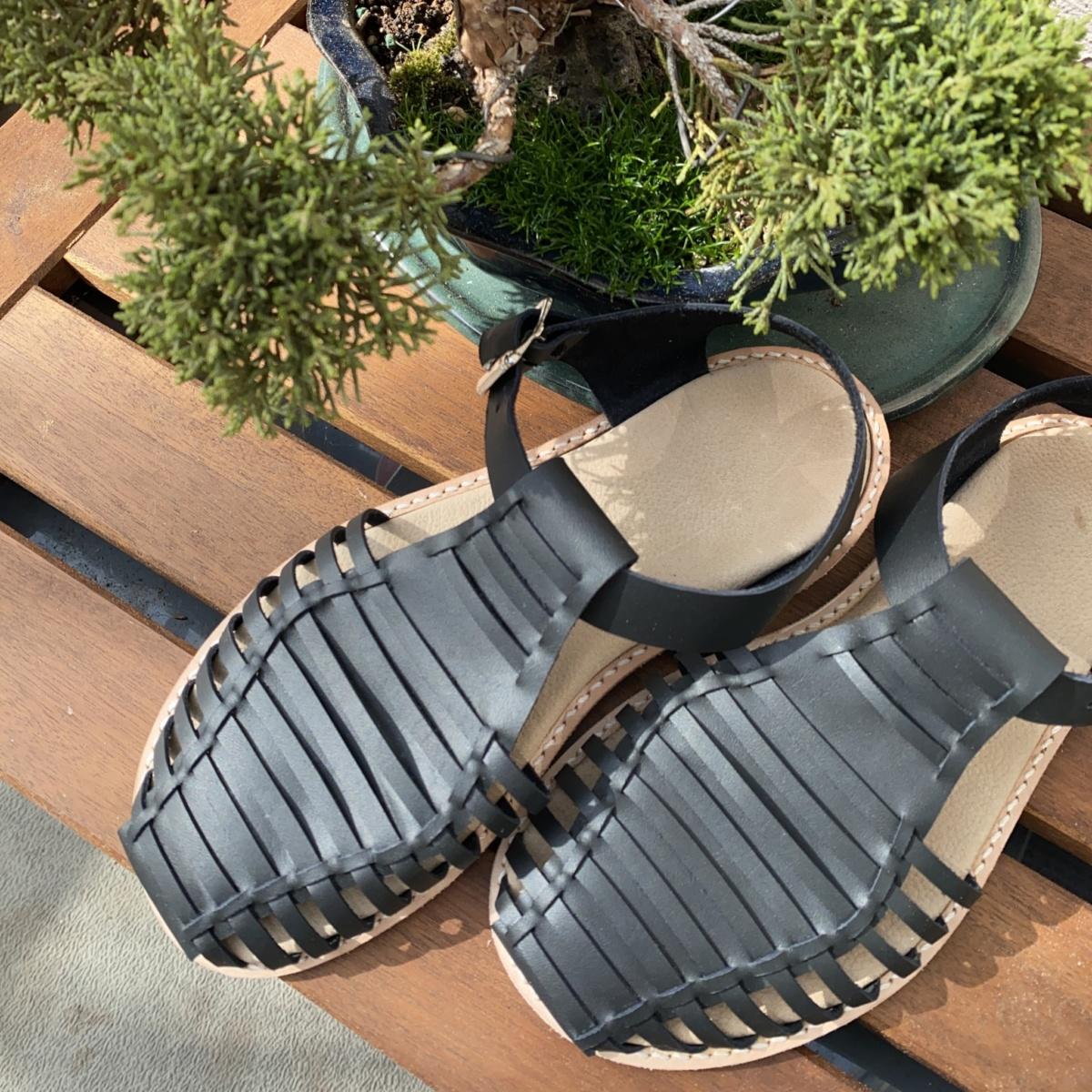 Shoe Camaraderie – Astrid Sandals Take 2